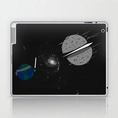 Asteroid Ninja Laptop & iPad Skin