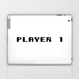 Player 1 Laptop & iPad Skin