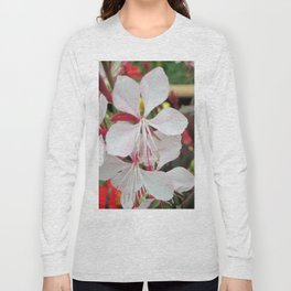 Delicate Pink Long Sleeve T-shirt