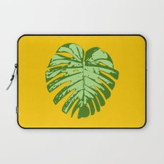 Cheese Plant Laptop Sleeve