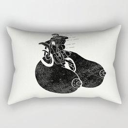 broom Rectangular Pillow