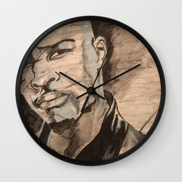 TI Wall Clock