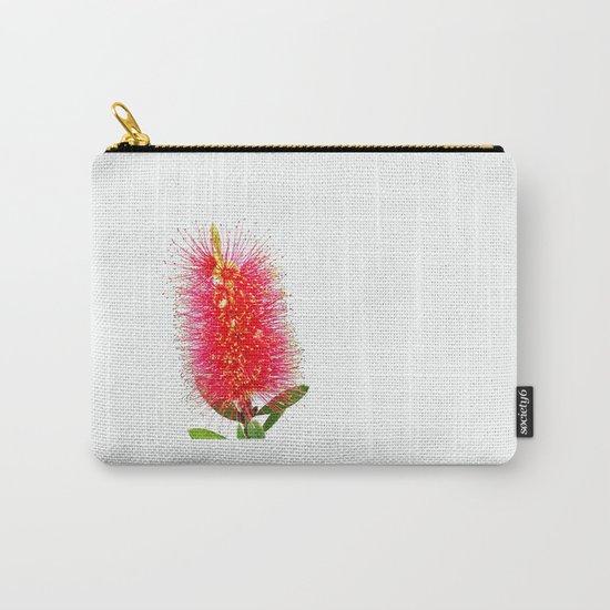Australian Bottlebrush Carry-All Pouch