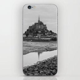 Mont-Saint-Michel iPhone Skin