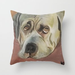 Capone Throw Pillow