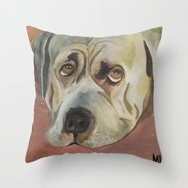 Capone Throw Pillow