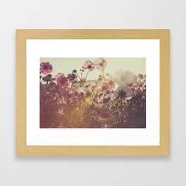 October Blooming 02 Framed Art Print