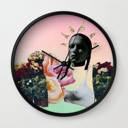 Greenhouse Queen Wall Clock
