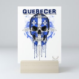 To The Core Collection: Quebec Mini Art Print