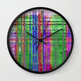 Likened to sung as opposed to overdone and excess. Wall Clock