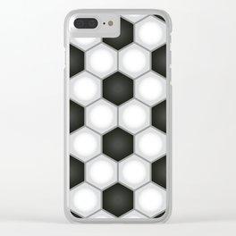 Goooooaaall Clear iPhone Case