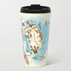 Mr Globetrotter Travel Mug