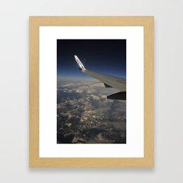 moving on, Framed Art Print