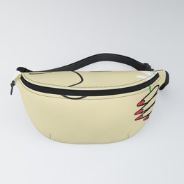 A Daisy and A Smile Fanny Pack