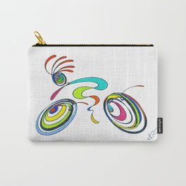Bicycle, Cycling - Kokopelli rides again Carry-All Pouch
