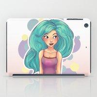polka iPad Cases featuring Polka by Jessica May