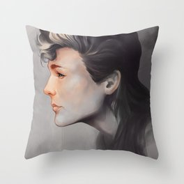 Morten Harket, a-ha Throw Pillow