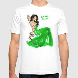 Queen Cordy Pin up T-shirt