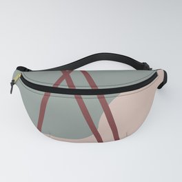 resisting collapse Fanny Pack