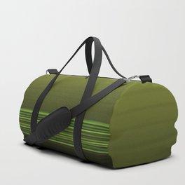 Horizon (olive green) Duffle Bag