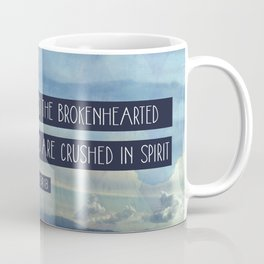 Psalm 34:18 Coffee Mug