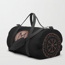 Eihwaz Elder Futhark Rune Strength, reliability, dependability, trustworthiness. Enlightenment Duffle Bag