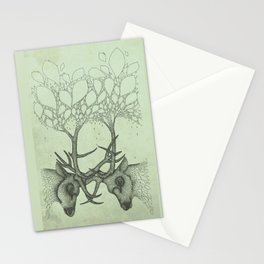 Into the Spring Stationery Cards