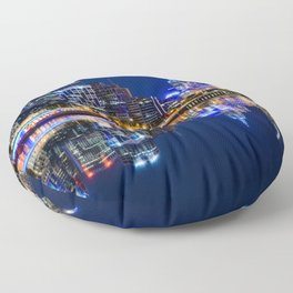 Melbourne Floor Pillow