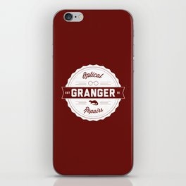 Granger Optical Repair iPhone Skin