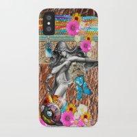 boho iPhone & iPod Cases featuring BoHo Bling by Joke Vermeer