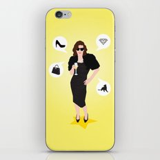 Fabulous.  iPhone & iPod Skin