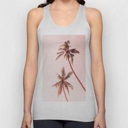 Sunset palms Unisex Tank Top