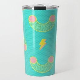 Memphis Style N°9 Travel Mug