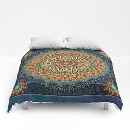 Mandala Fantasia Comforters