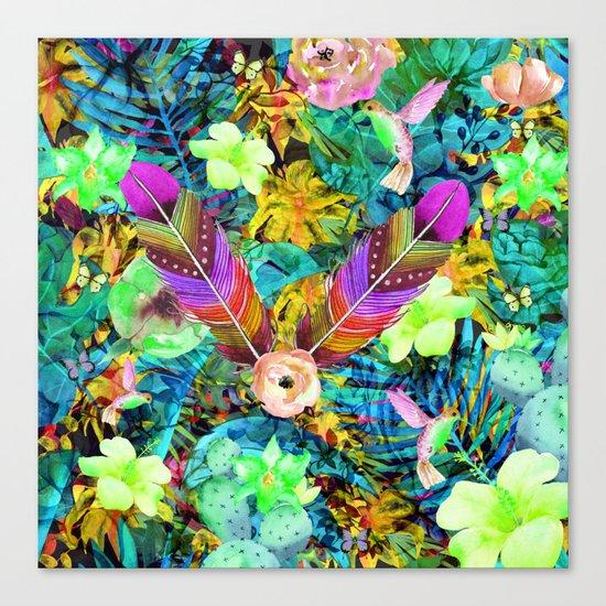 spring love i Canvas Print