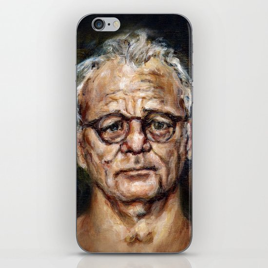 Bill Murray / Walt Bishop - Moonrise Kingdom iPhone & iPod Skin