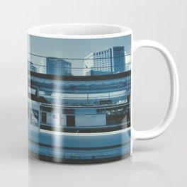 Station Platform Coffee Mug