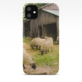 Little Sheep iPhone Case