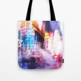 Times Square Photo Tote Bag