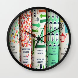Mr Boddington Close UP Wall Clock
