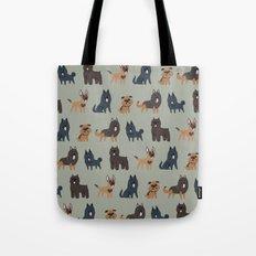 BELGIAN DOGS Tote Bag