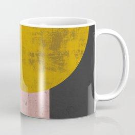 Gold moon Coffee Mug