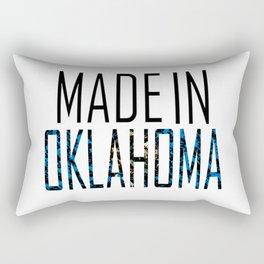 Made In Oklahoma Rectangular Pillow