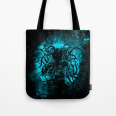 terror from the deep space Tote Bag