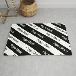 Riggo Monti Design #9 - Riggo Monti with Diagonal Stripes Rug