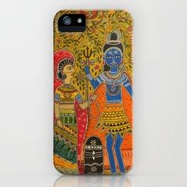 Madhubani iPhone Case