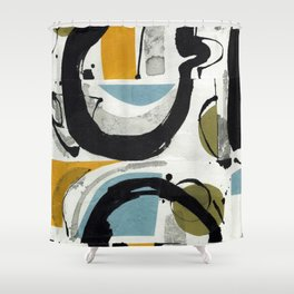 Not What You Think Shower Curtain
