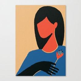 Fernanda Canvas Print