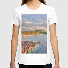 Whistling Sands at Dusk T-shirt