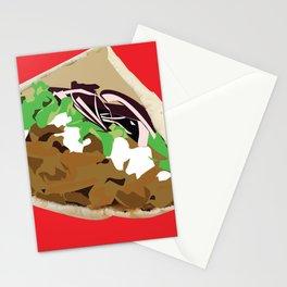 kebab Stationery Cards